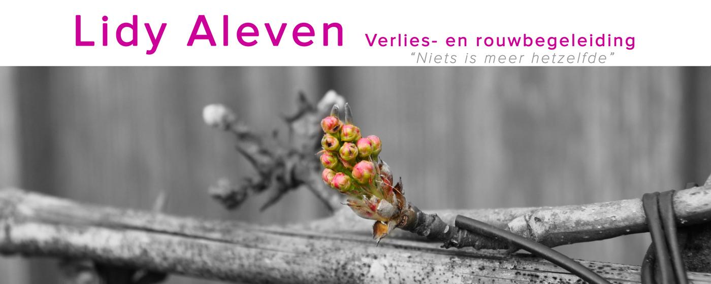 Lidy Aleven | Verlies- en rouwverwerking